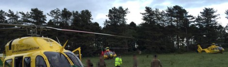 Salisbury Plain collision
