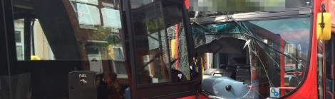 Birmingham bus crash