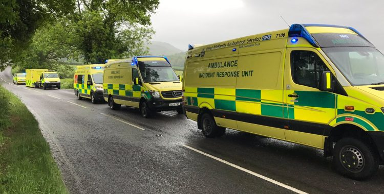 WMAS HART vehicles